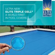 elite tripple cell solar blanket perth
